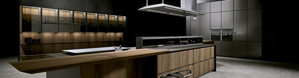Cocina de alta gama con garant a de calidad cocinas costasol for Cocinas alta gama