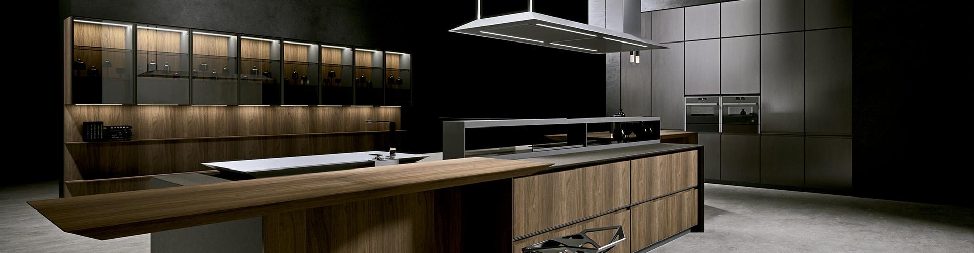 Cocina de alta gama con garant a de calidad cocinas costasol for Cocinas integrales de alta gama
