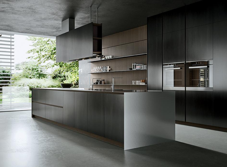 Cocina minimalista las claves esenciales cocinas costasol for Design minimalista